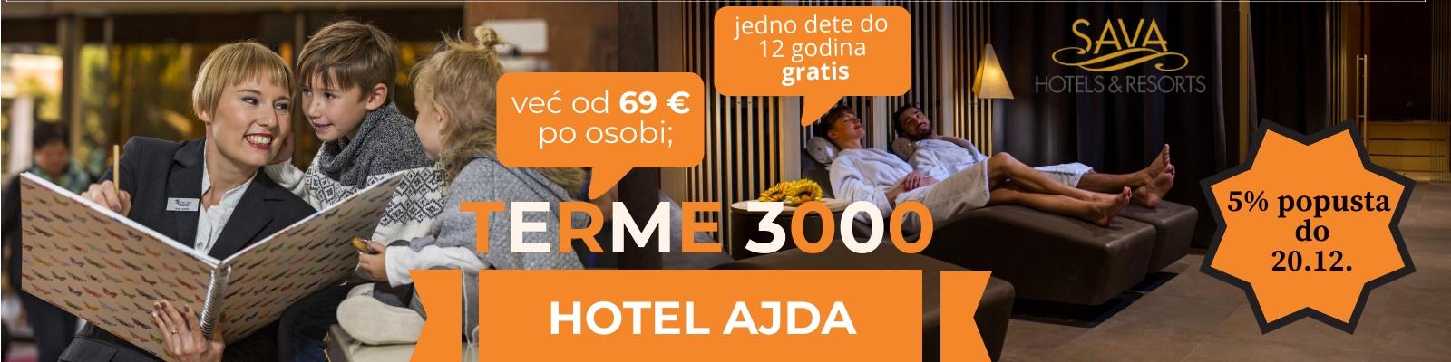 Mobile g HOTEL AJDA