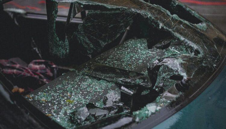razbijena šoferšajbna